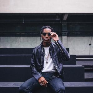 A$AP Rocky  at Dior