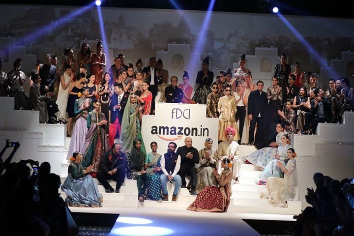Grand finale of AIFW