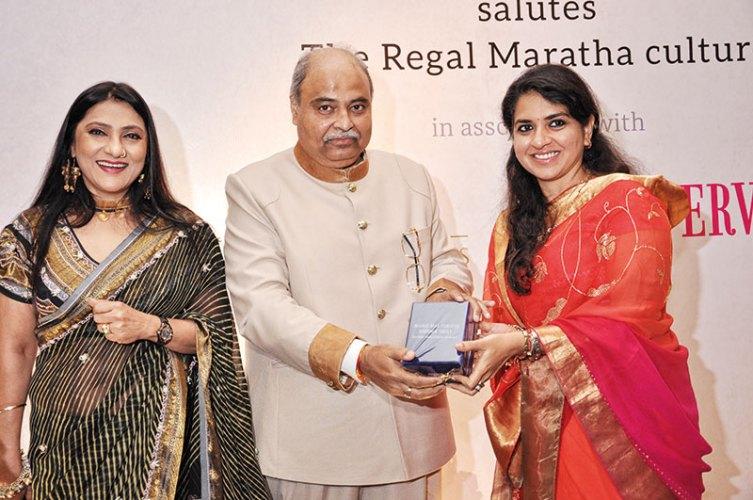 Aarti Surendranath, Uday Mahurkar, Shaina NC