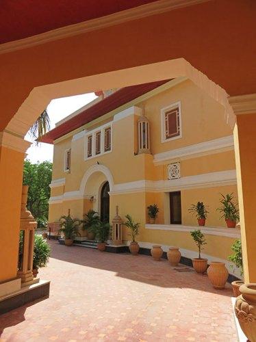 Bikaner House in New Delhi