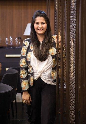 Aditi Dugar: at the helm of culinary ingenuity