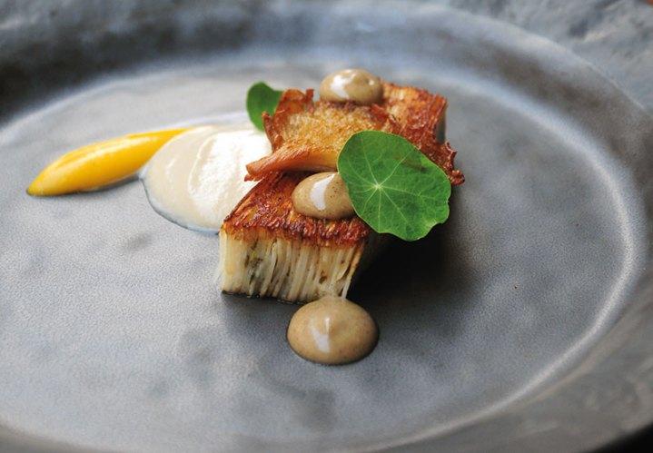 Celeriac, Oyster and Mushroom
