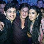 Aditya Kaji, Shah Rukh Khan, Aarti Kochhar