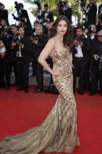 Aishwarya Rai Bachchan in Roberto Cavalli