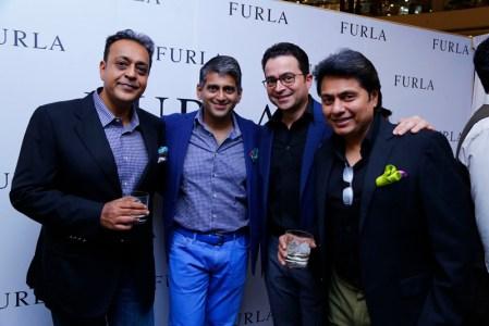 Ajay, Sanjay Kapoor, Sanjay Sharma, Sandeep Jajodia