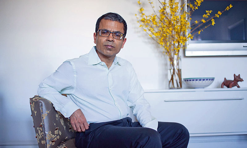 Akhil Sharma, Author, Family Life