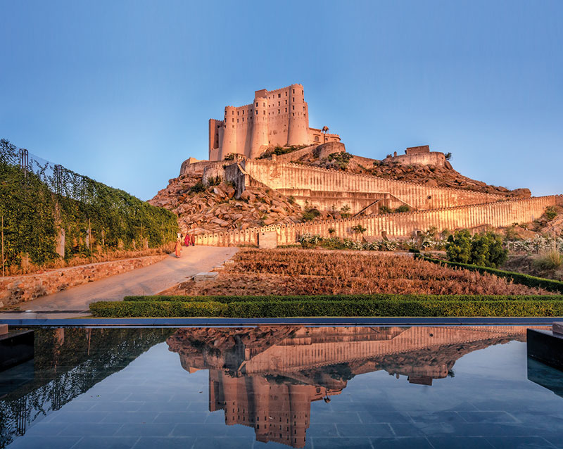 Alila Fort Bishangarh, Rajasthan