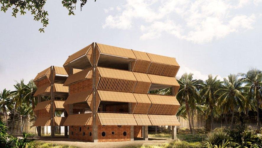 Bamboo school, Belgaum