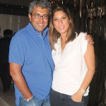 Amit and Nayantara Thacker