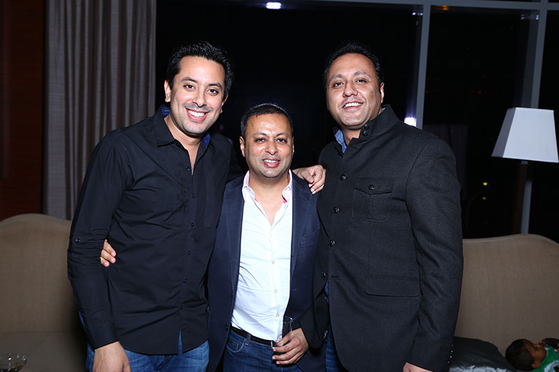 Amol Vadehra, Sandeep Gupta, Varun Bahl