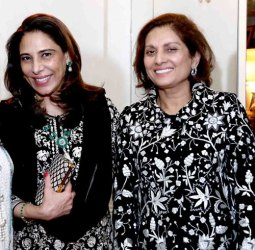 Amrita Bakshi, Anita Choudhrie