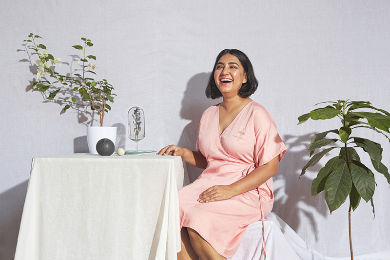 Amrita Kaur, Food blogger and certified Ayurveda nutrition consultant