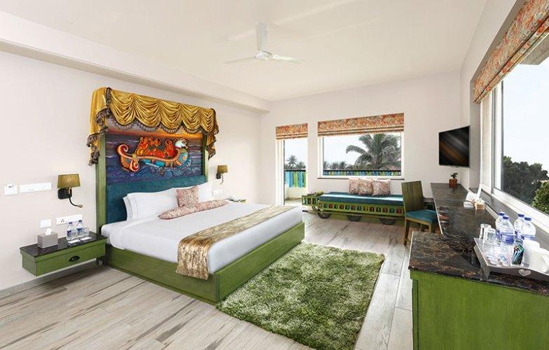 The Tholu Bommalata room