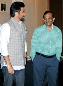 Anil Kapoor, Pawan Goenka