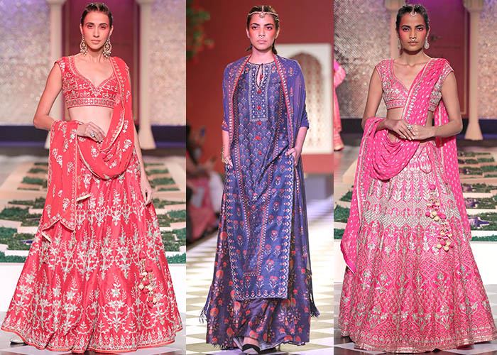 Anita Dongre, fashion, India Couture Week 2016, bridal couture