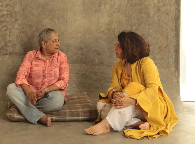 Anita Dube in conversation with Manisha Gera Baswani