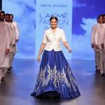 Anita dongre, lakme fashion week, summer resort 2016, fashion,
