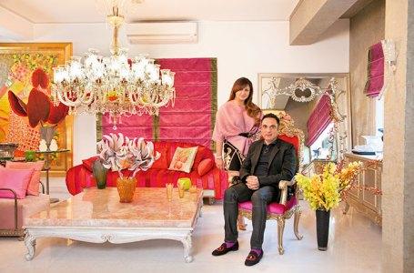 Anjallee and Arjun Kapoor: yin and yang