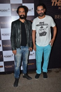 Ankur Tewari and Karsh Kale