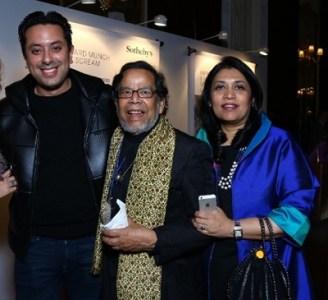 Anmol Vadehra, Sakti Burman, Sunaina Anand
