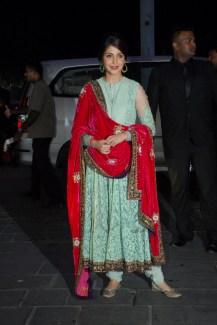 Anushka Sharma in Sabyasachi