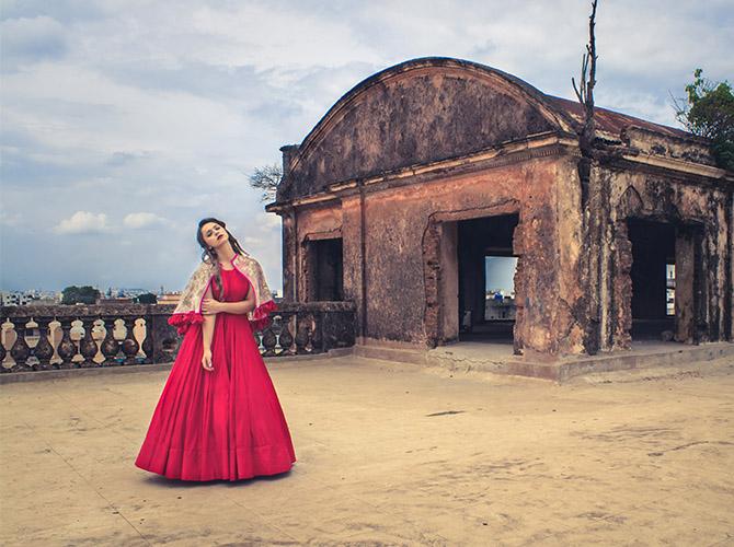 Anushree Reddy, Lakme Fashion Week, Lakme Fashion Week Winter Festive 2017, Fashion, Designers,