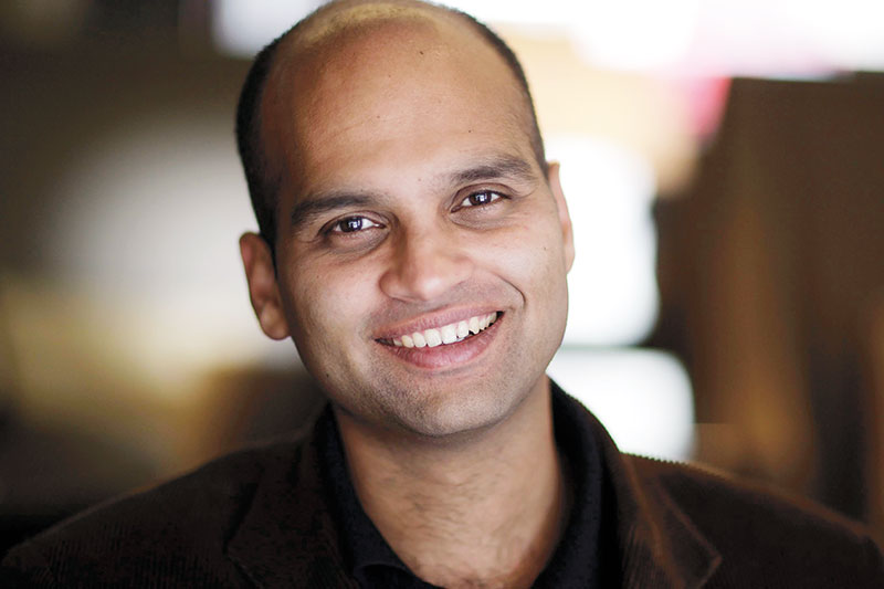 Aravind Adiga, Author, Man Booker Prize winner, Selection Day