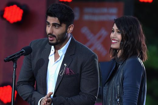Arjun Kapoor, Freida Pinto