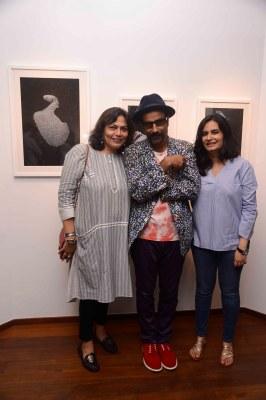 Verve's Arti Sarin, Shahid Datawala, Hena Kapadia
