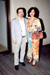 Ashok and Reena Wadhwa