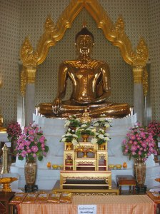 700-year-old Golden Buddha