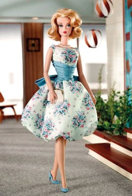 Barbie Mad Men, 2010; Untitled, Akbar Padamsee, 2010