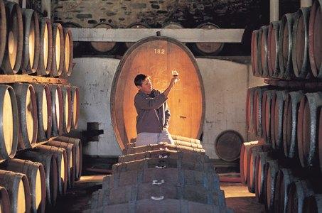 Wine cellar, Barossa