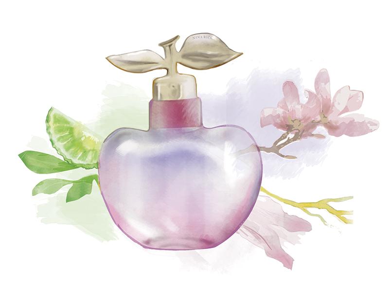 Nina Ricci Luna Blossom, Beauty, Fragrances