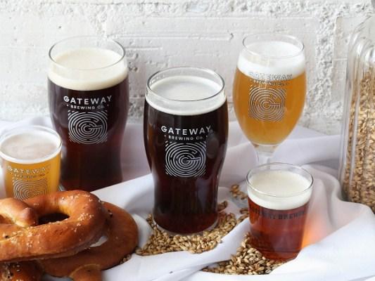 Beer Offering at Gateway Taproom, BKC