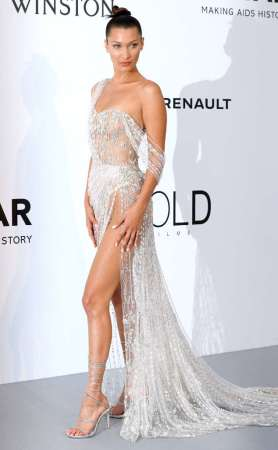 Bella Hadid in Ralph & Russo