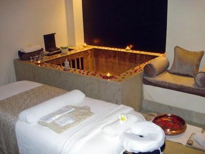 Jiva spa: simply soothing
