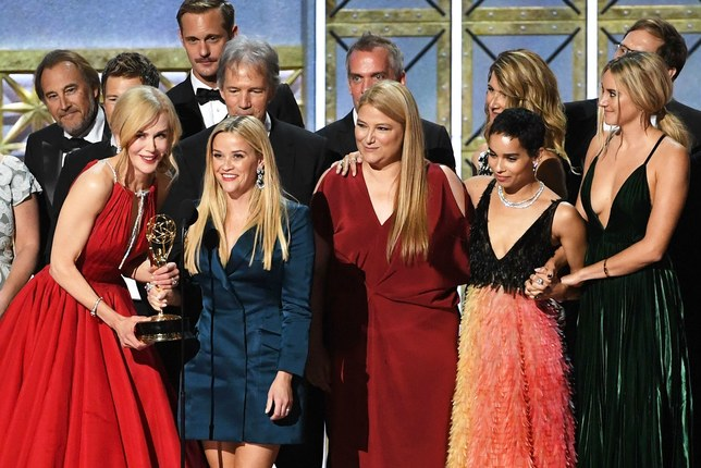 The cast of Big Little Lies