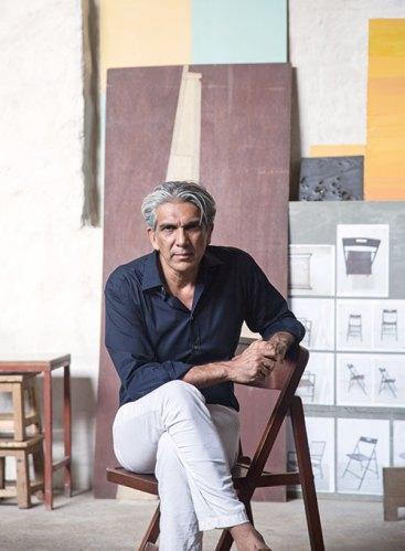 Bijoy Jain: discoveries through visual layers