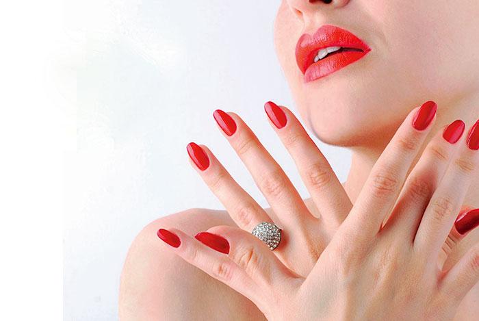 Imperial Salon Delhi, The new Bio Sculpture Nail treatment, Beauty Venue