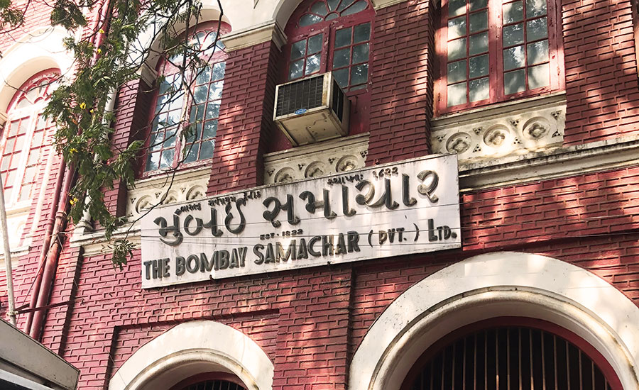 Asia's oldest Gujarati newspaper, Bombay Samachar