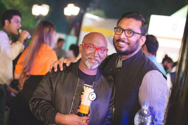 Bose Krishnamachari and Nil