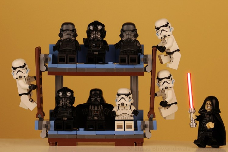 Lego Stormtroopers from Star Wars