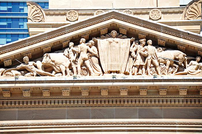 Brisbane, Brisbane City Hall, King George Square, Queensland, Australia