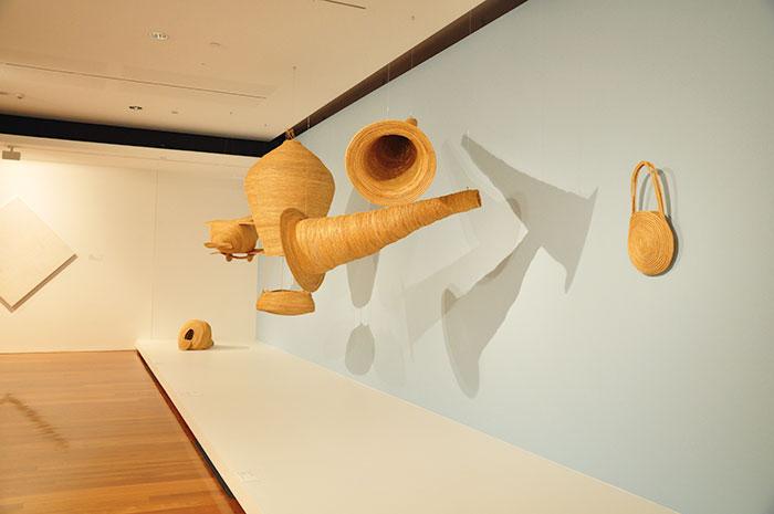 Indigenous art exhibit in GOMA