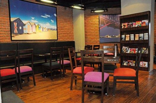 Café Oz, New Delhi