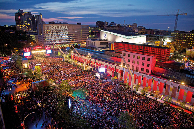 Canada, Montreal Jazz Festival