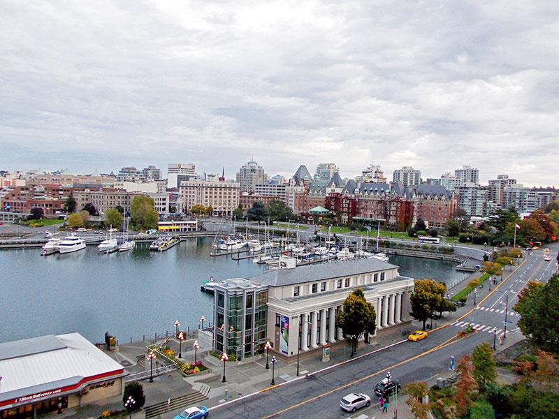 British Columbia, Canada, Vancouver, Victoria