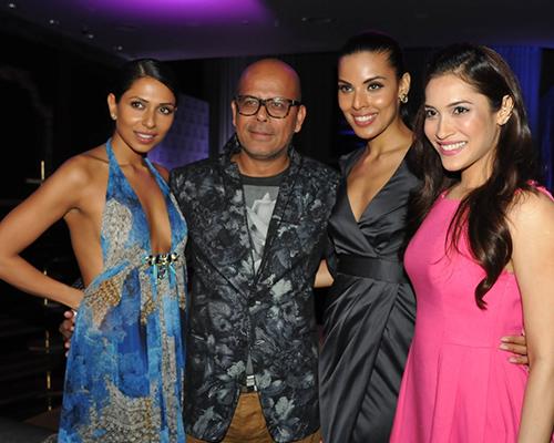 Candice Pinto, Narendra Kumar, Dipti Gujral, Rashmi Nigam