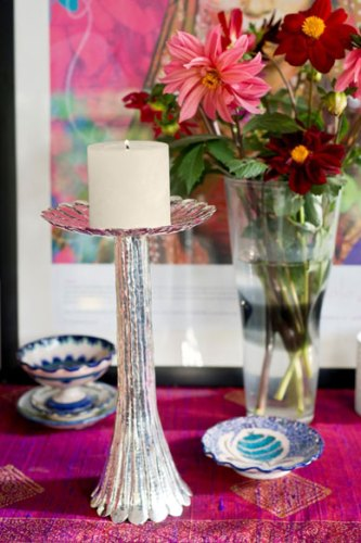 Candle stand from Good Earth